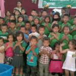 VBS 2014 smallest children