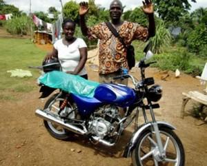 Liberia bikes inline