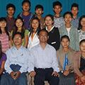 Three-day Teaching Training in Myanmar
