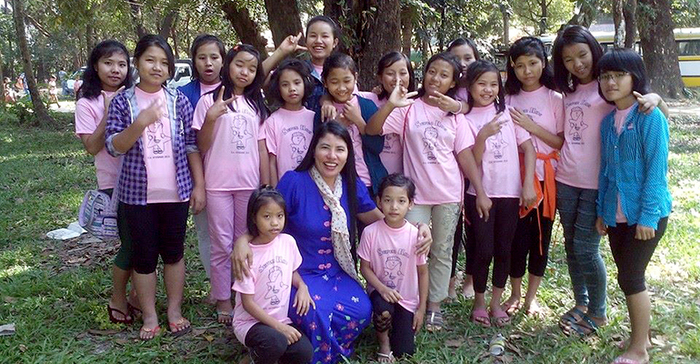 Yangon, Myanmar, Youth Christmas Camp   GARBC International
