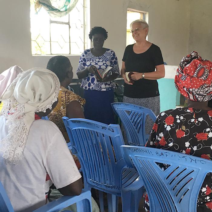 Hindals Meet with Good Soil Baptist Churches International in Kenya