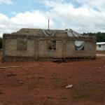 Church Roof Project in Monrovia, Liberia