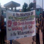 Liberia Church Celebrates 15th Anniversary