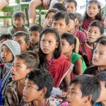 Donations Enable Children to Attend School