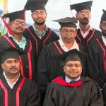 Rejoicing over Graduations in India