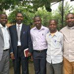 Congo Pastor Thankful for Baptist Bulletin