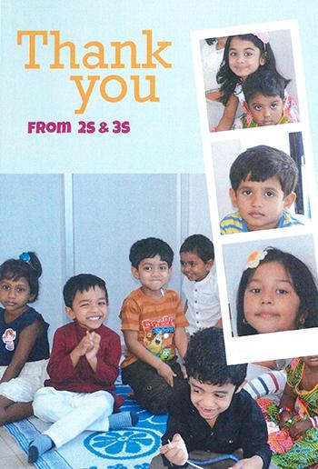 Children in India Send Their Thanks for Curriculum   GARBC