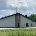 Chris Hindal Ministers at First Baptist, Hibbing, Minnesota