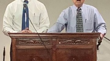 Chris Hindal Ministers at Pastors' Conference in Northern Peru