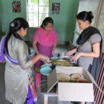 Christmas Neighborhood Outreach in India