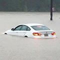 Church Flooded in Clendenin, West Virginia