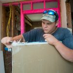 Church Members Rebuild Homes in Humble, Texas