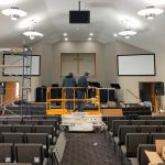 Loan Enables Church to Finish Auditorium Renovation