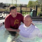 Baptism Shows Church Member's 'Faith in Christ Wholeheartedly'