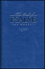 The book of psalms for worship
