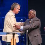 Webster Frowner Honored
